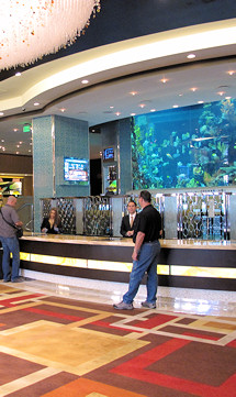 Gold Nugget Hotel Rush Tower Lobby