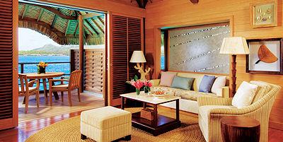 Four Season Bora Bora One Bedroom Over Water Suite