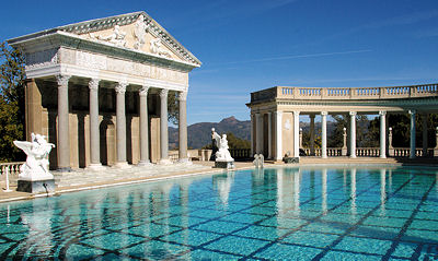Hearst Castle Neptuen Pool