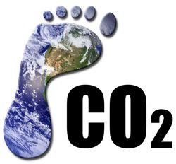 carbon offset footpring