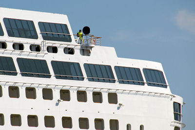Cruise Ship Security LRAD Sound Cannons Murray On Travel - Is there security on cruise ships