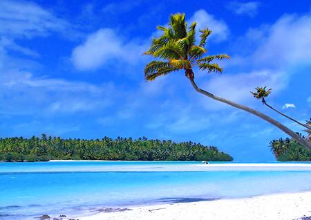 moorea one foot island