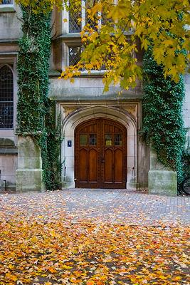 autumn princeton university