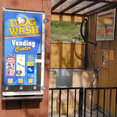 Help get a self serve dog wash at coronado dog beach the san diego dogs deserve a spa day too from murray on travel blog httpmurrayontr solutioingenieria Gallery