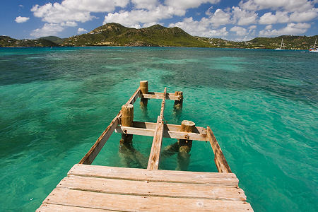 Old Dock on Antigua
