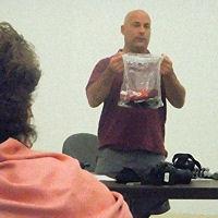 Ralph Velasco teaching at Calumet Photographic