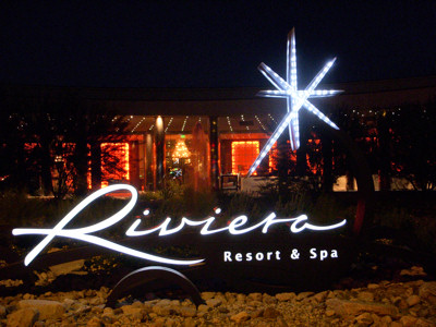 Riviera Resort and Spa in Palm Springs California