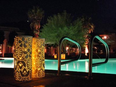 Riviera's main pool