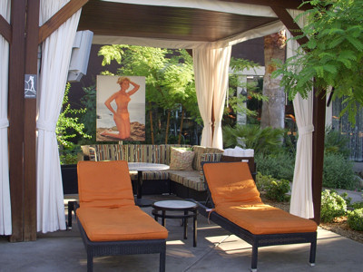 riviera resort cabanas