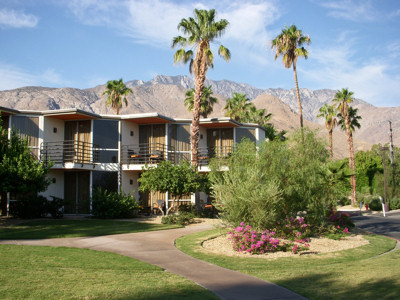 riviera resort of palm springs california