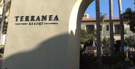 Terranea Resort Entrance
