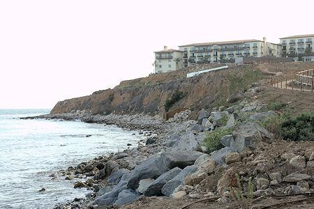 Terranea Resort of Bluff Overlooking Pacific Ocean