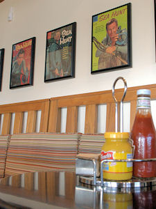 Nelson's Sea Hunt / Lloyd Bridges Themed Restaurant at Terranea