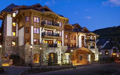 Vail Plaza Hotel, Vail Colorado