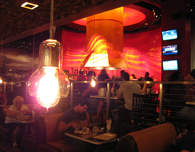 BLT Burger in the Mirage Las Vegas
