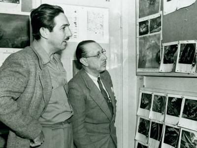 Walt Disney 1943