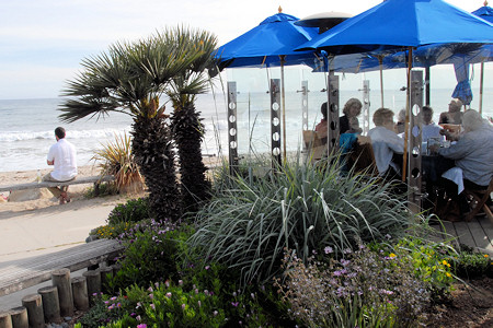 Boathouse is one of Santa Barbara's secrets