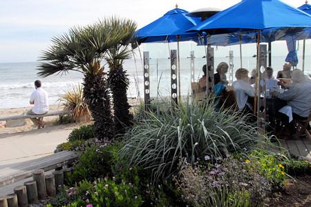 Boathouse is one of Santa Barbara's secrets