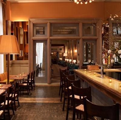 Grand Bar at the SoHo Grand NYC