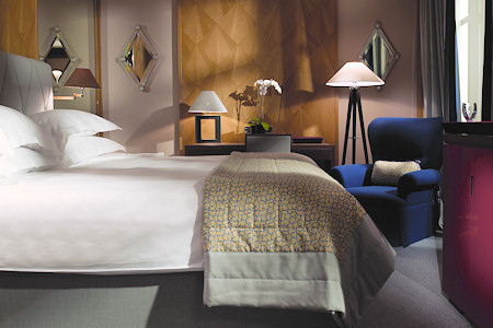 Le Richemond deluxe room