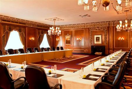 Boston Park Georgian meeting room.