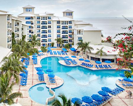 Barcelo Costa Resort Hotel In Cancun Mexico
