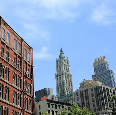 New York's Tribeca Neighborhood