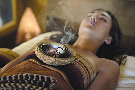 Spa at Miraval, Samadi Healing Ceremony