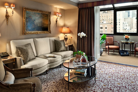 Athenee Hotels Premiere Balcony Suite