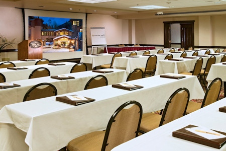 Manor Vail Lodge conference / meeting room facilities.