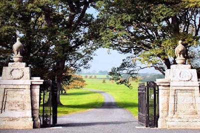 Gates of Ballyfin