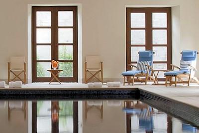 Ballyfin Castle Indoor Pool