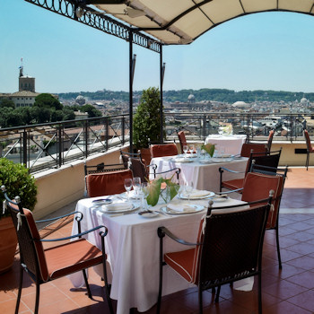 Bernini Bristol Rooftop Terrace