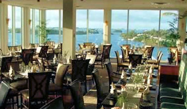 Newstead Belmont Hills Restaurant the Beau Rivage.