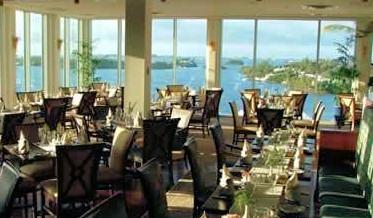 Newstead Belmont Hills Restaurant the Beau Rivage.