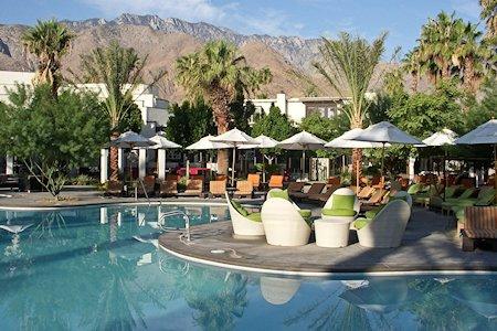 Main Pool at the Riviera Resort & Spa