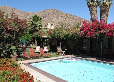 Second Pool at Casa Cody