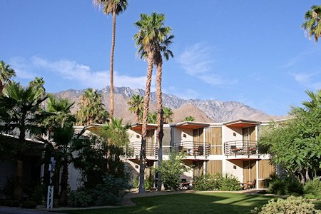 Riviera rooms with garden & mountain views.