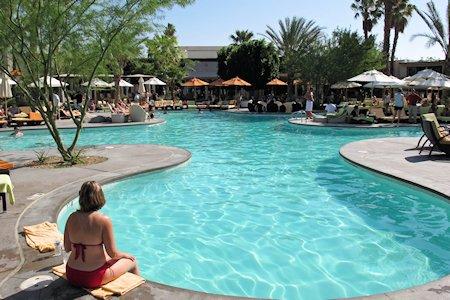 Main Pool at the Riviera Resort