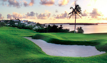 Golf is available to guests of the resort.