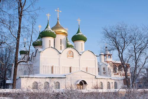 Transfiguration Cathedral, Suzdal Russia