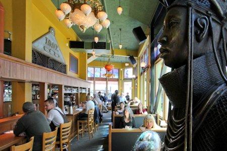 Hotels Zeus Cafe.