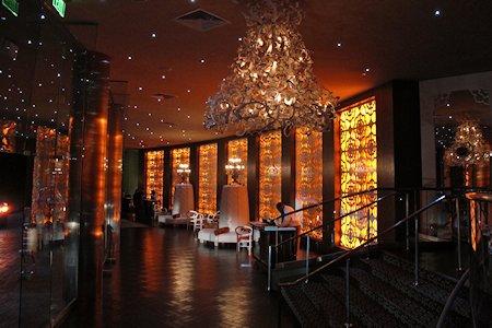 Lobby at the Riviera