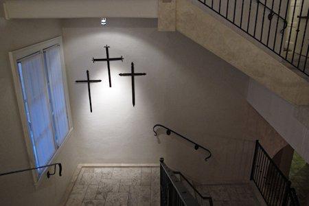Hallway artwork