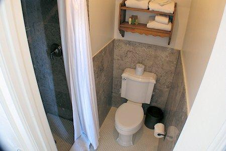 Bathroom at St Francis