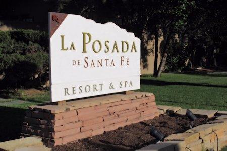La Posada of Santa Fe New Mexico
