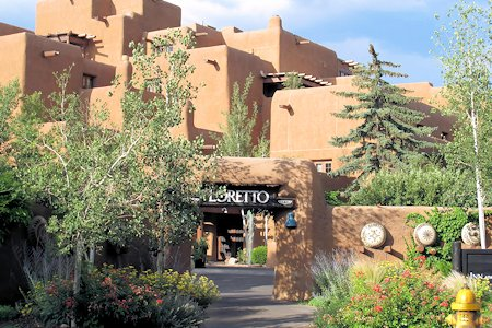 Inn At Loretto in Santa Fe, New Mexico
