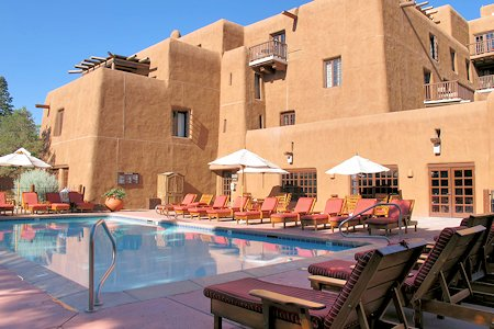 Inn at Loretto in Santa Fe, a 7 Hotels in 7 Days Review - Murray On
