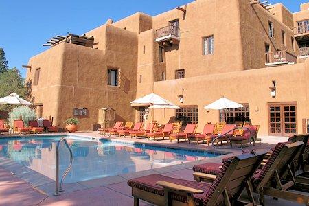 Inn at Loretto pool area