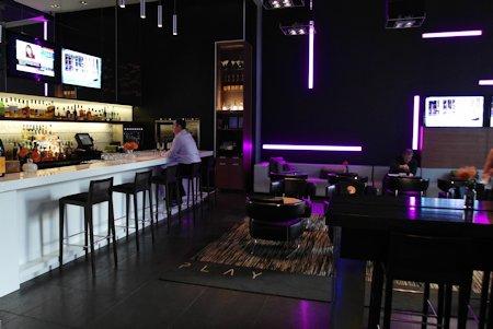 Hotel Le Germain, Maple Leaf Square, Lobby Bar